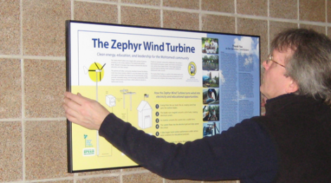 Zephyr Wind Project in the News