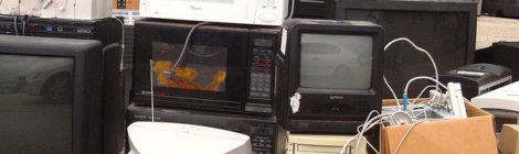 Free Electronics Recycling April 26
