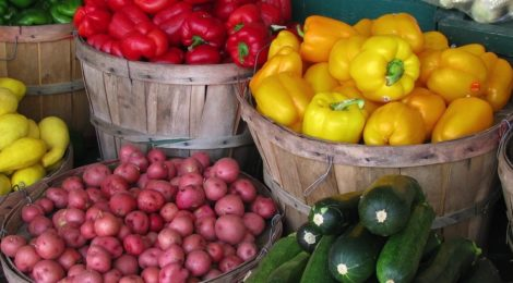 Farmers' Market Starts June 21