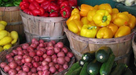 Farmers' Market Starts June 21