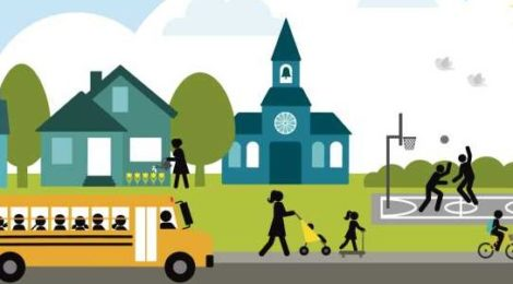 Neighborways: Your personal contribution to a more walkable community